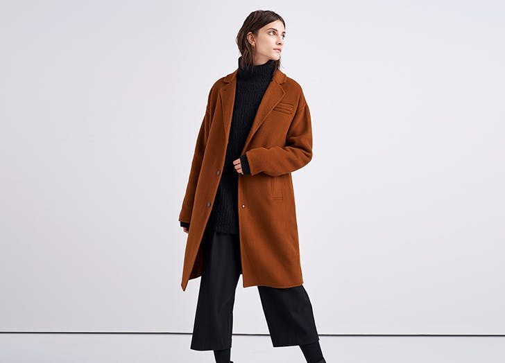 the arrivals city coat NY 728