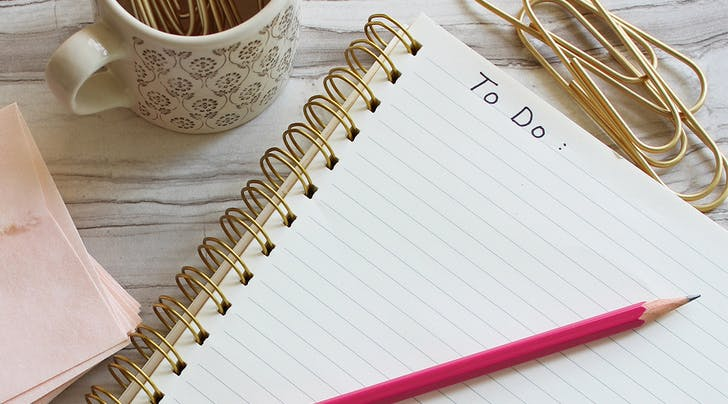 A Trick That Will Speed Up Your To-Do List