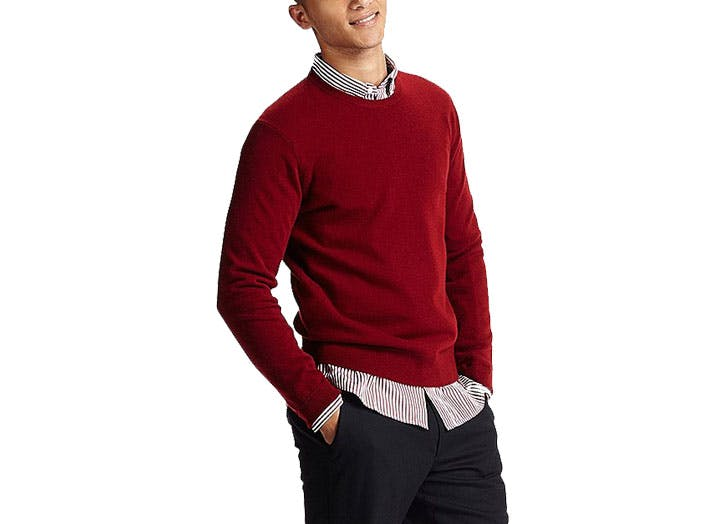 uniqlo mens cashmere sweater
