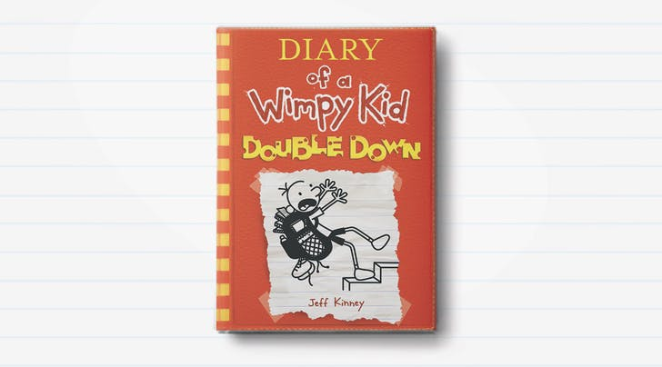 Diary of a Wimpy Kid Is Back—and You Can Win an Autographed Copy