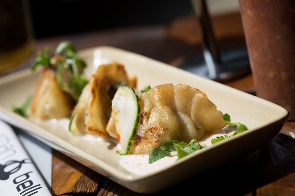 urban belly dumplings chicago