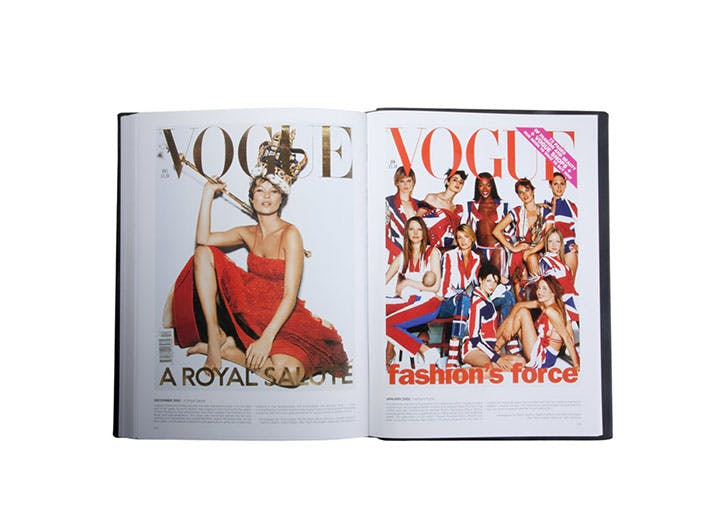 vogue the covers book