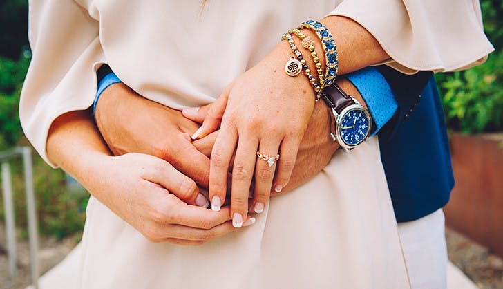 what to do with engagement rings 2