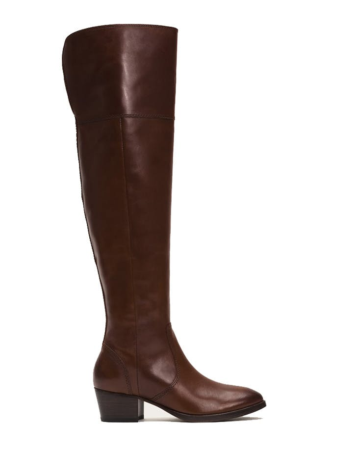 wide calf boots frye