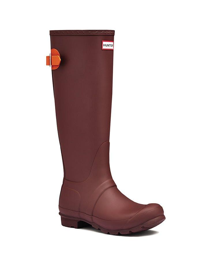 wide calf boots hunter1