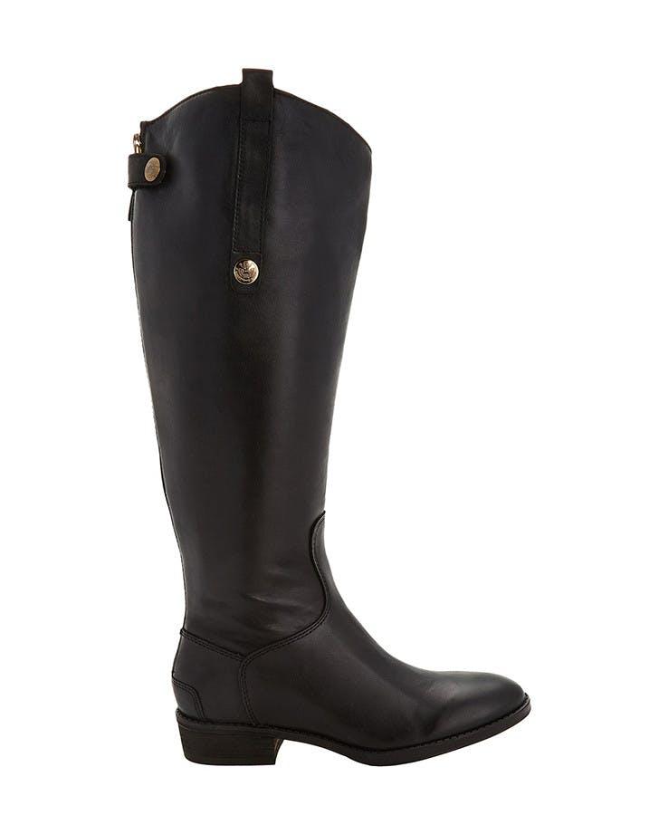 wide calf boots sam edelman