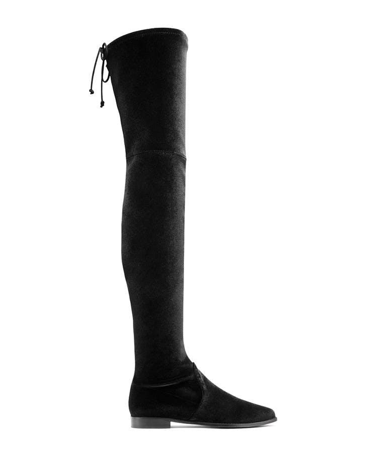 wide calf boots stuart weitzman