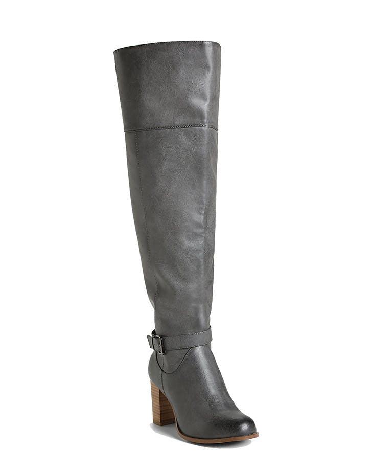 wide calf boots torrid