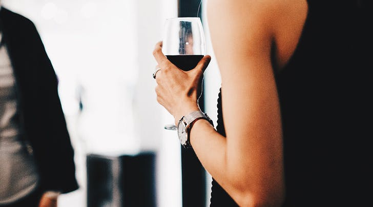 The Proper Way to Hold a Wine Glass So You Dont Ruin Your Wine