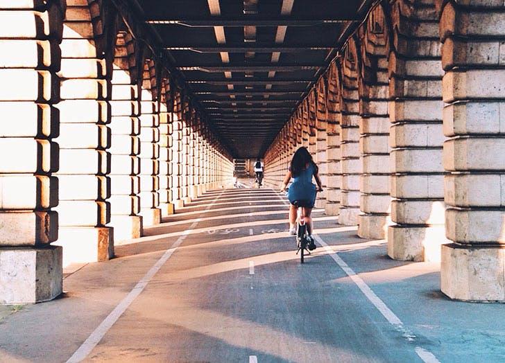 workout rut bike