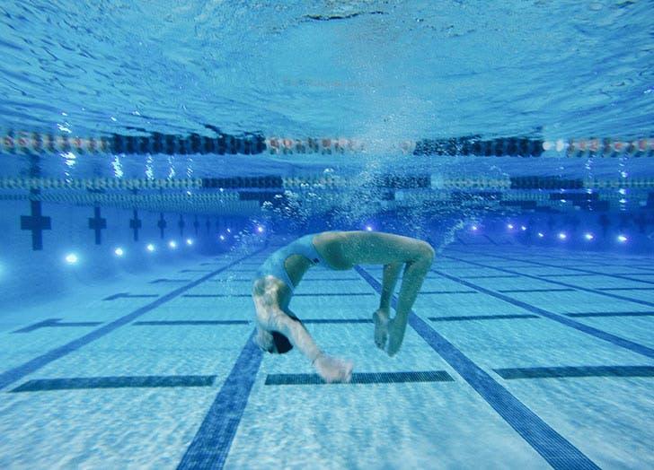 workout rut swimming