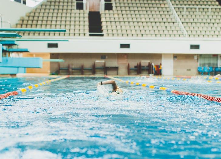 workouts swim