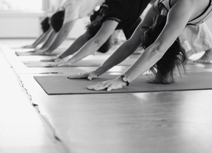 workouts yoga