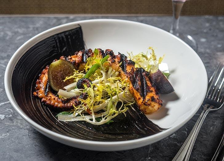 yves restaurant octopus NY 728