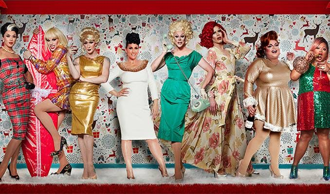 4 queens musical los angeles christmas holiday guide