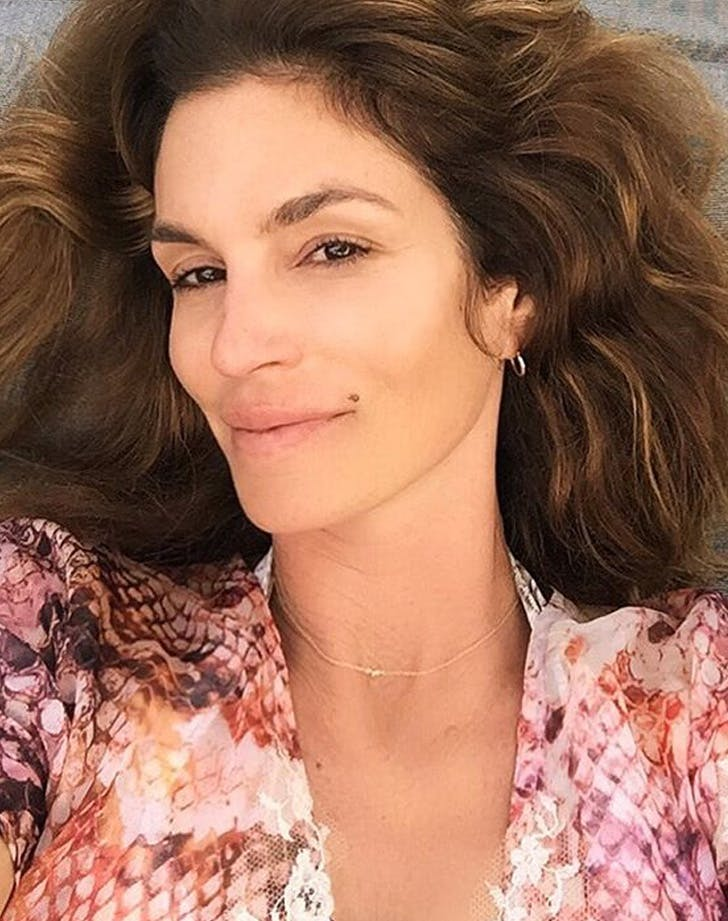 CINDY CRAWFORD LIST