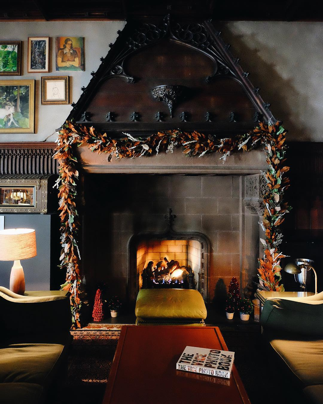 The Chicago Bars and Restaurants with Fireplaces - PureWow