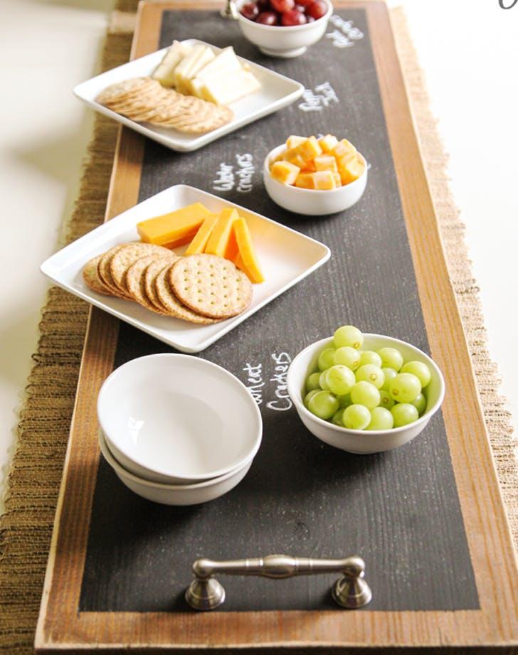 DIYGifts cheesetray