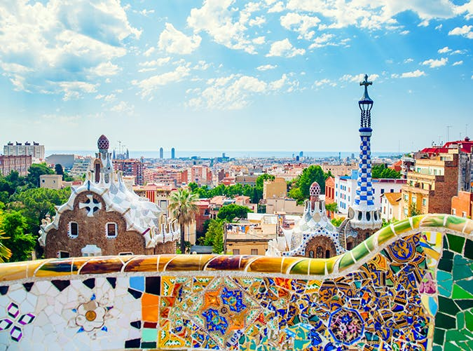 barcelona warm weather travel