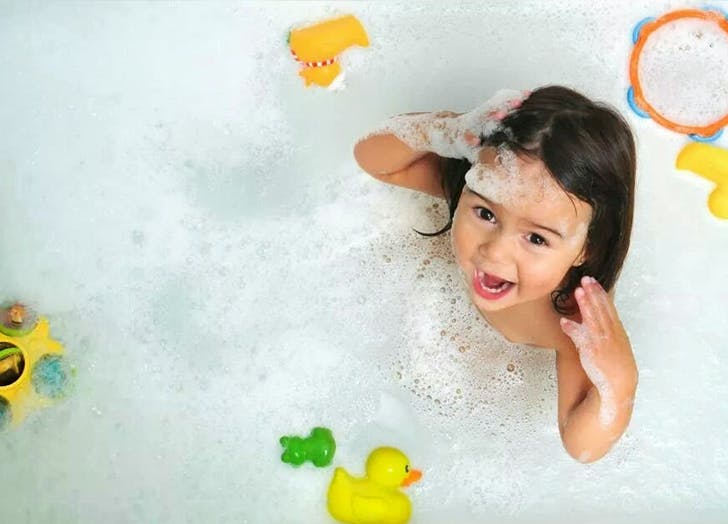 bath kid 7