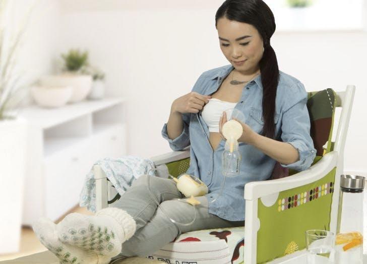 children brand mispronounced breast pump