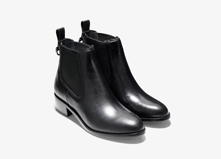 cole haan newburg ankle boots