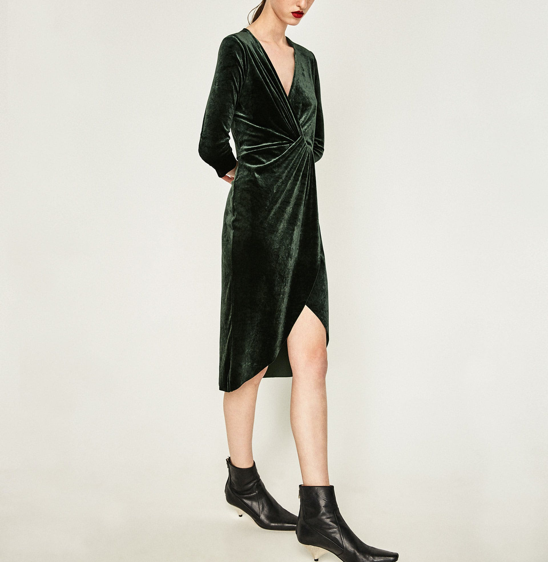 dallas what to buy at zara 7 velvet dress