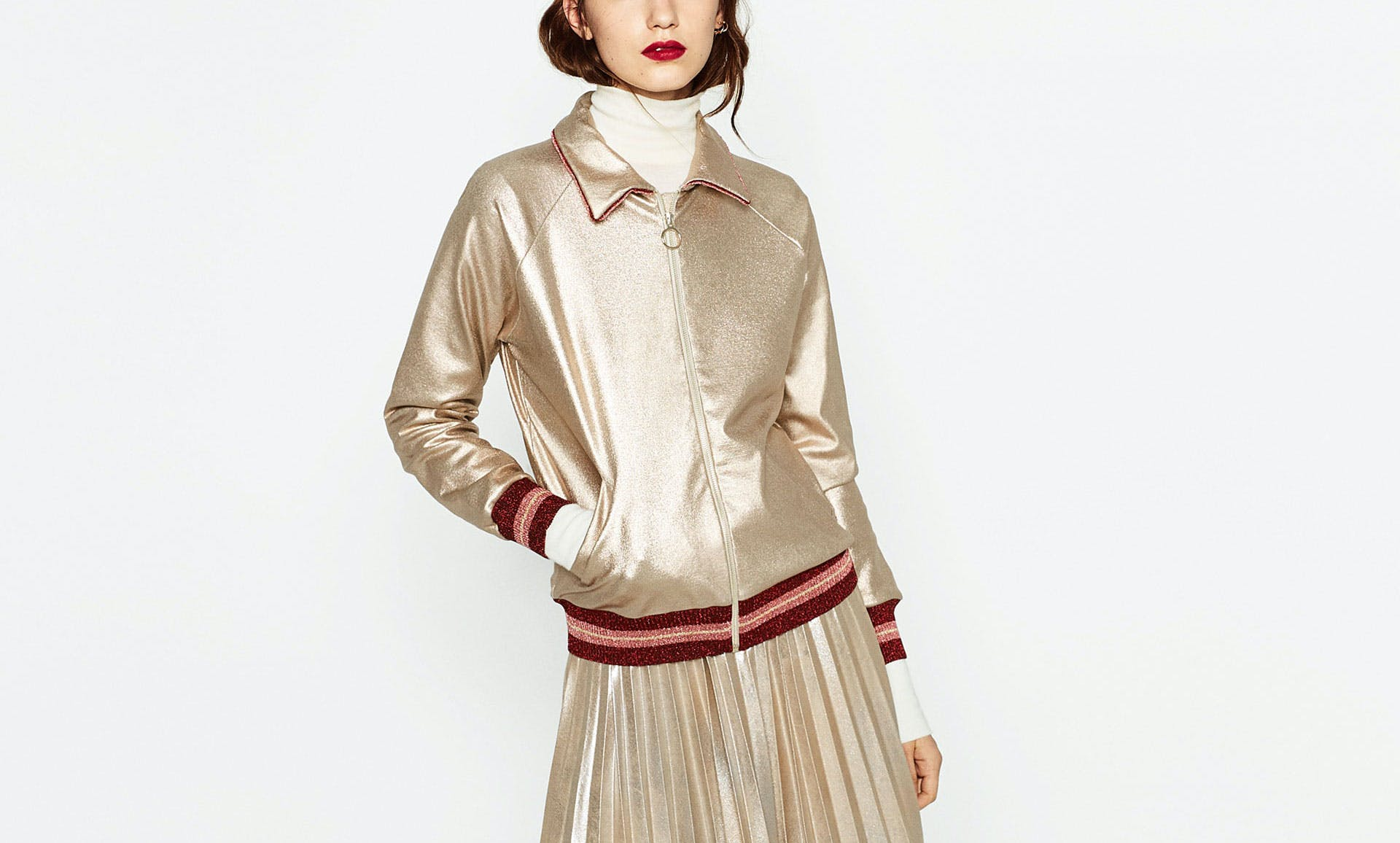 dallas what to buy from zara 9 bomber jacket