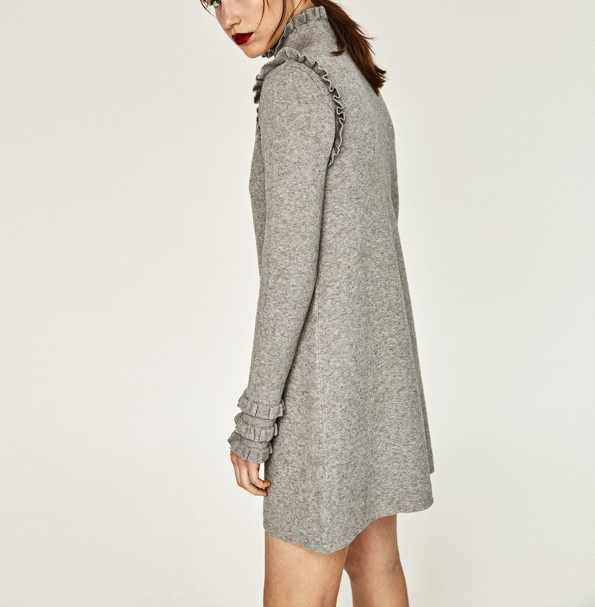 dallas zara what to buy 1 sweater dress