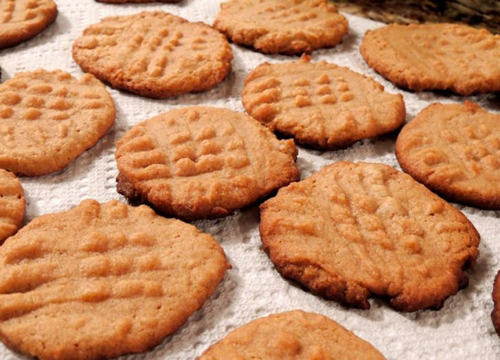 diabetes friendly desserts pb cookies