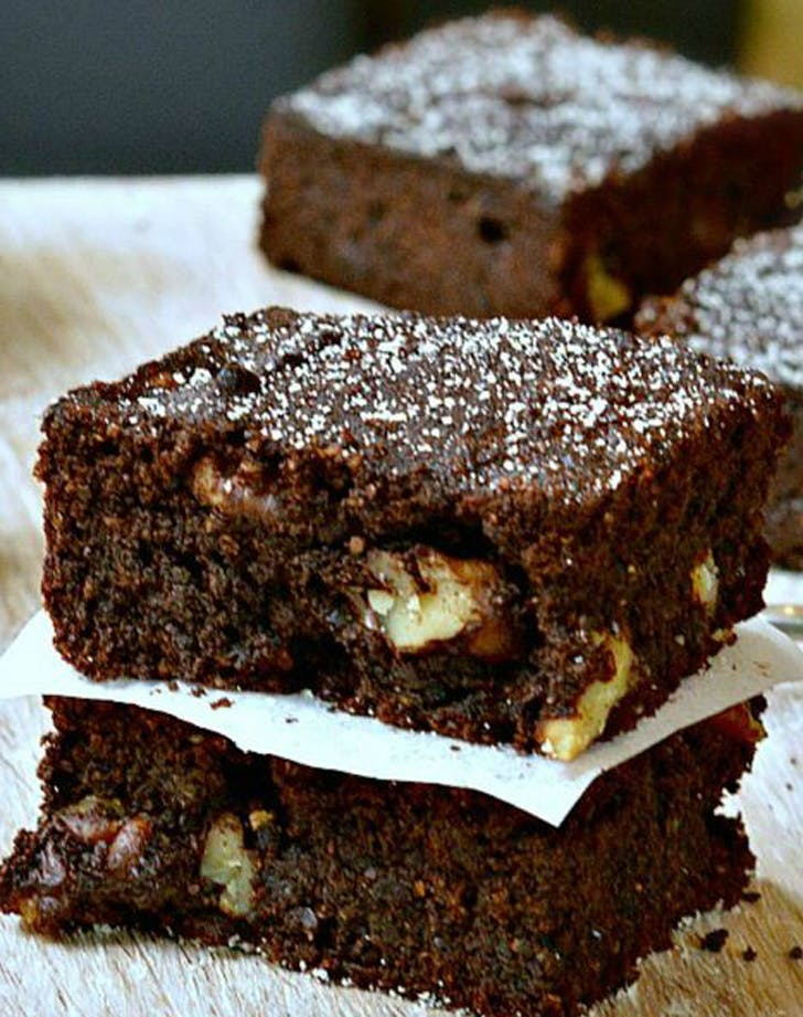 diabetes friendly desserts pecan brownies