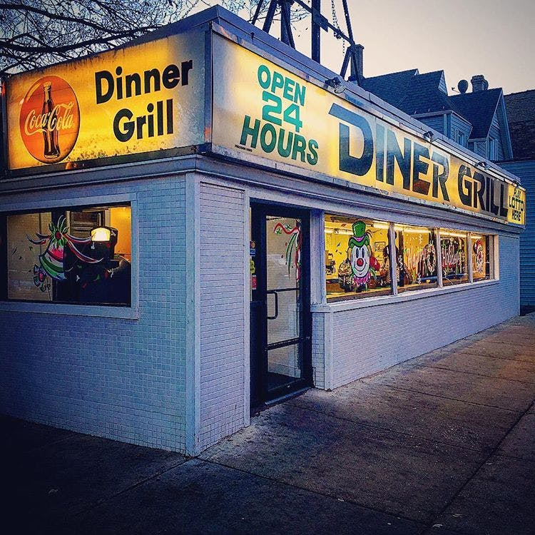 dinner grill chicago iconic diner