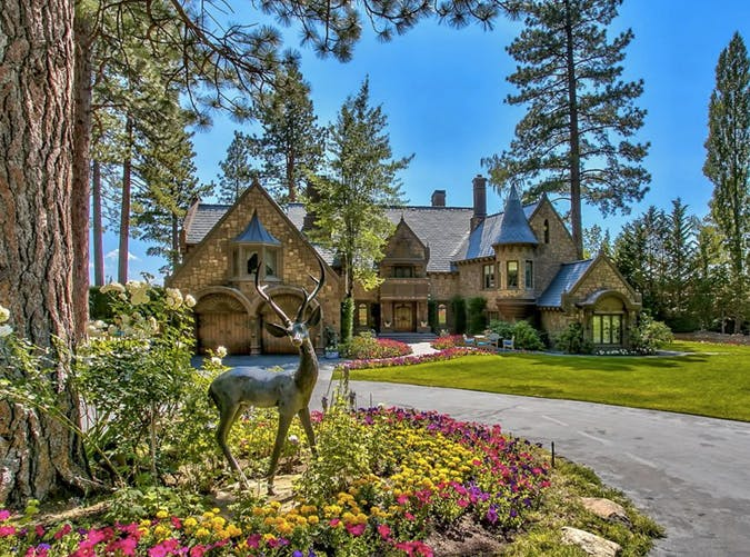 expensive homes nevada