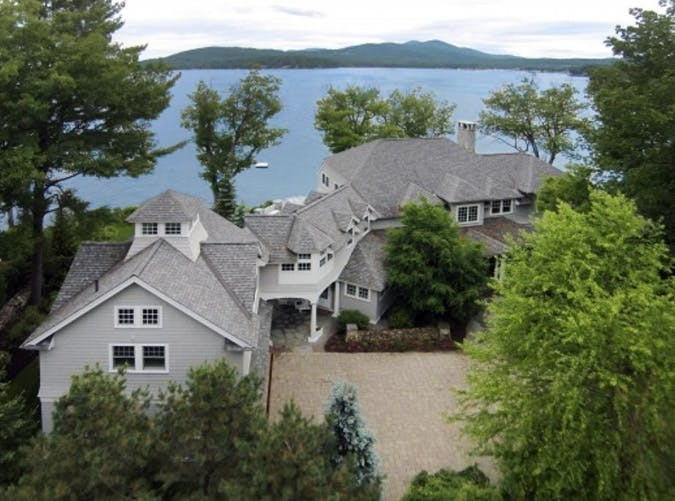 expensive homes new hampshire