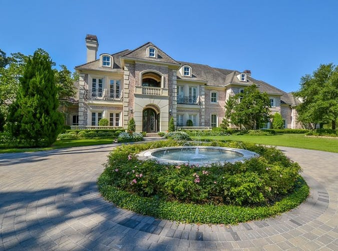 expensive homes texas