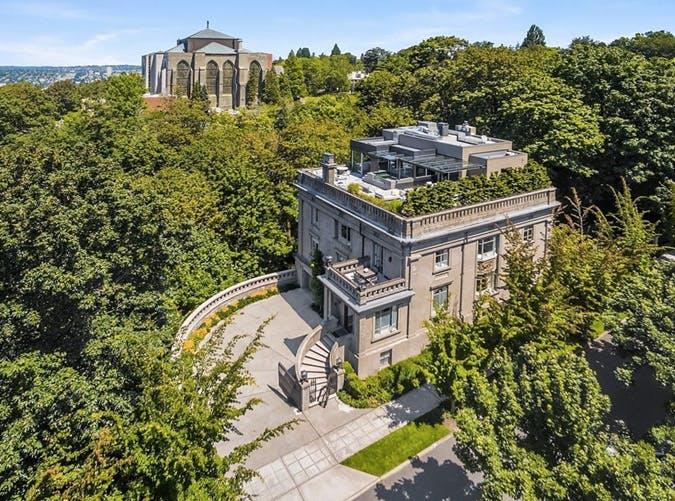 expensive homes washington