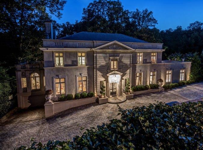 expensive homes washingtondc