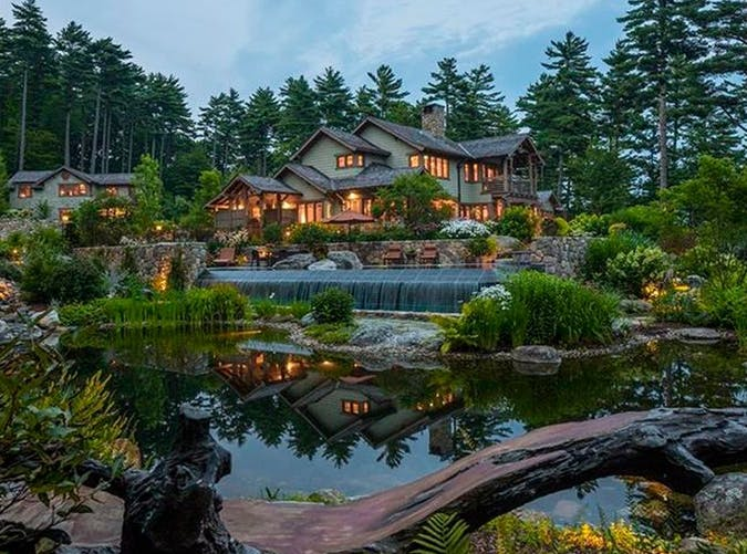 expensive listings maine