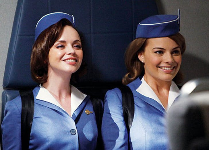 flight etiquette attendants