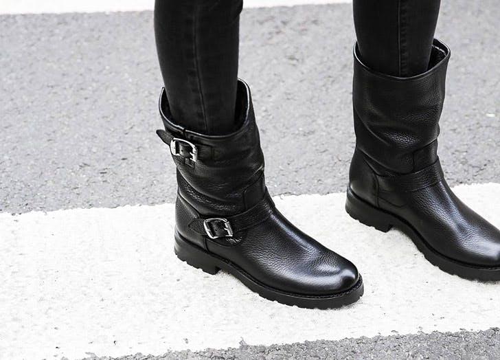 frye natalie mid engineer boot