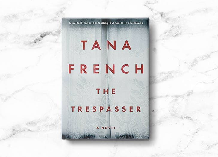 gift book the tresspassers