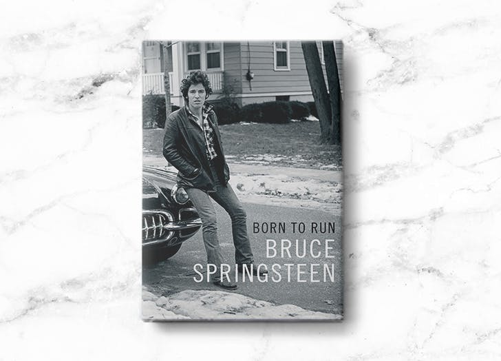 gift books born to run