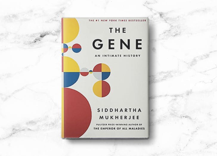 gift books the gene