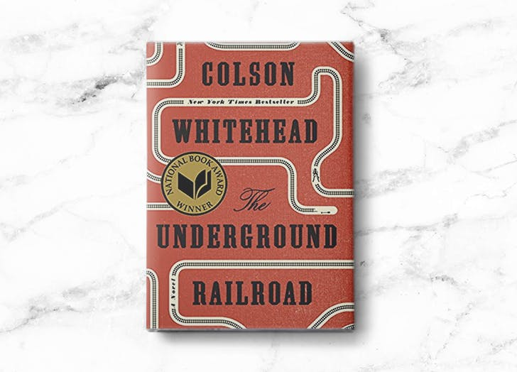 gift books underground railroad