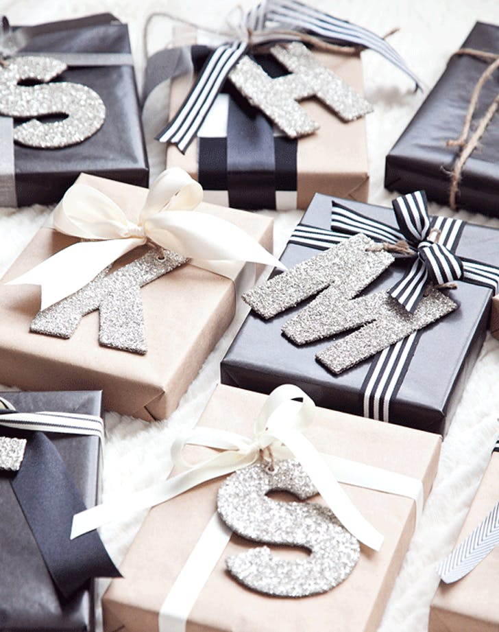 gift wraping personalized