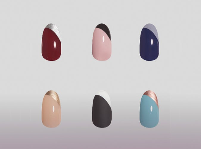 glamsquad nail art shellac