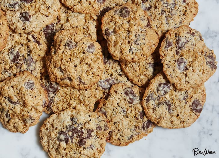 gluten free holiday desserts oatmeal cookies  1