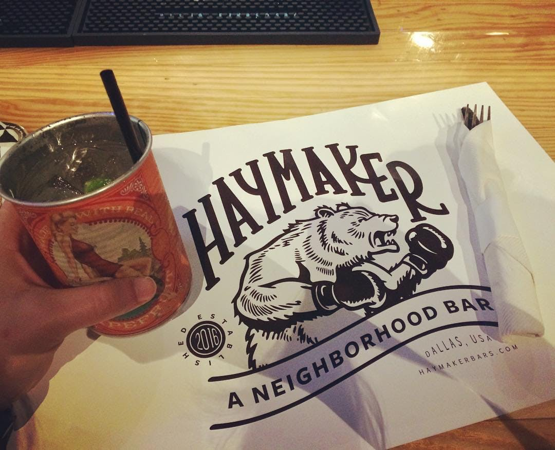 haymaker dallas restaurants