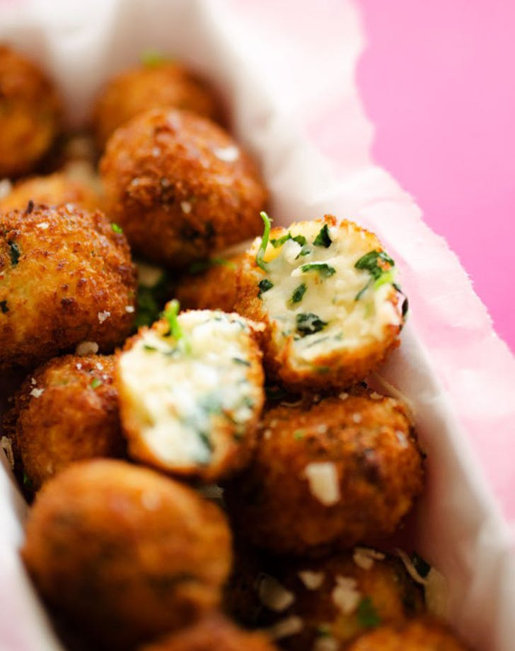 holiday sides croquettes