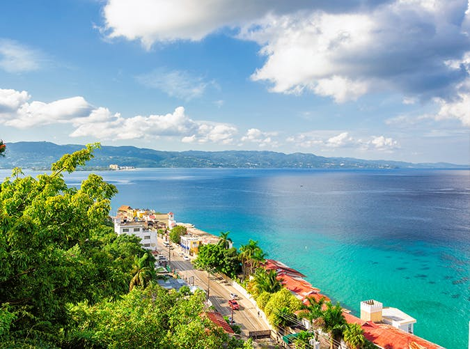 jamaica warm weather travel